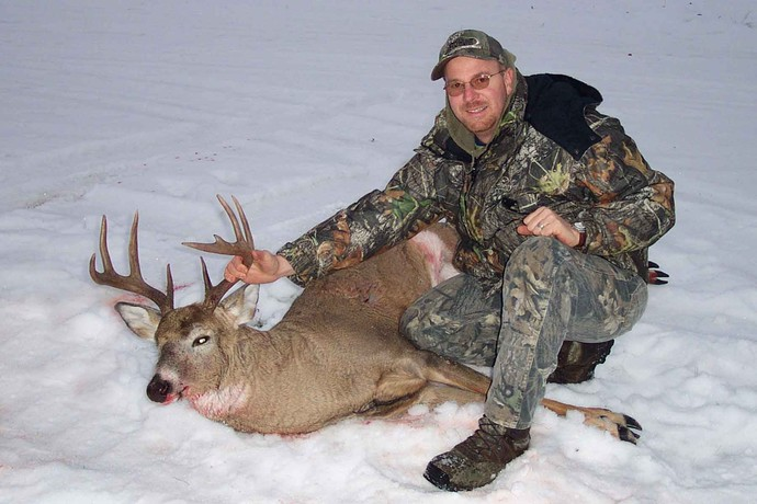 Archives of whitetail deer Photo
